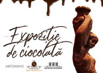Propunere de weekend: zeite grecesti sculptate in ciocolata, expuse la Bucuresti