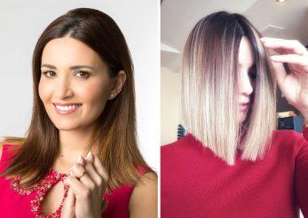 """Ela Craciun si-a schimbat look-ul: cum se numeste noua tunsoare, """"vedeta"""" anului 2018!"""