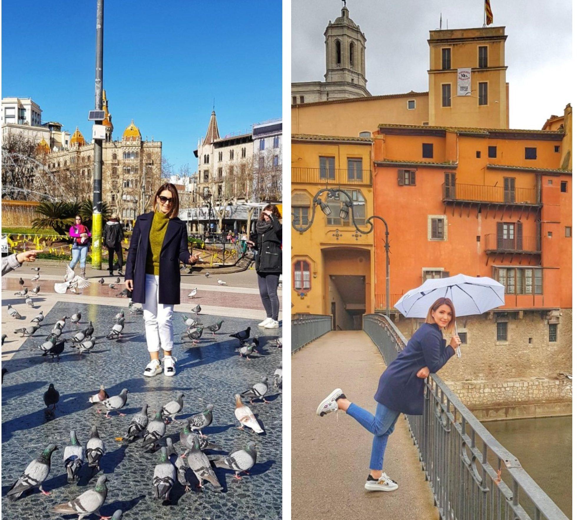 "Ela Craciun, vacanta romatica in orasul spaniol unde s-a filmat ""Game of Thrones"""