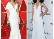 Cele mai frumoase rochii albe pe covorul rosu de la Oscar
