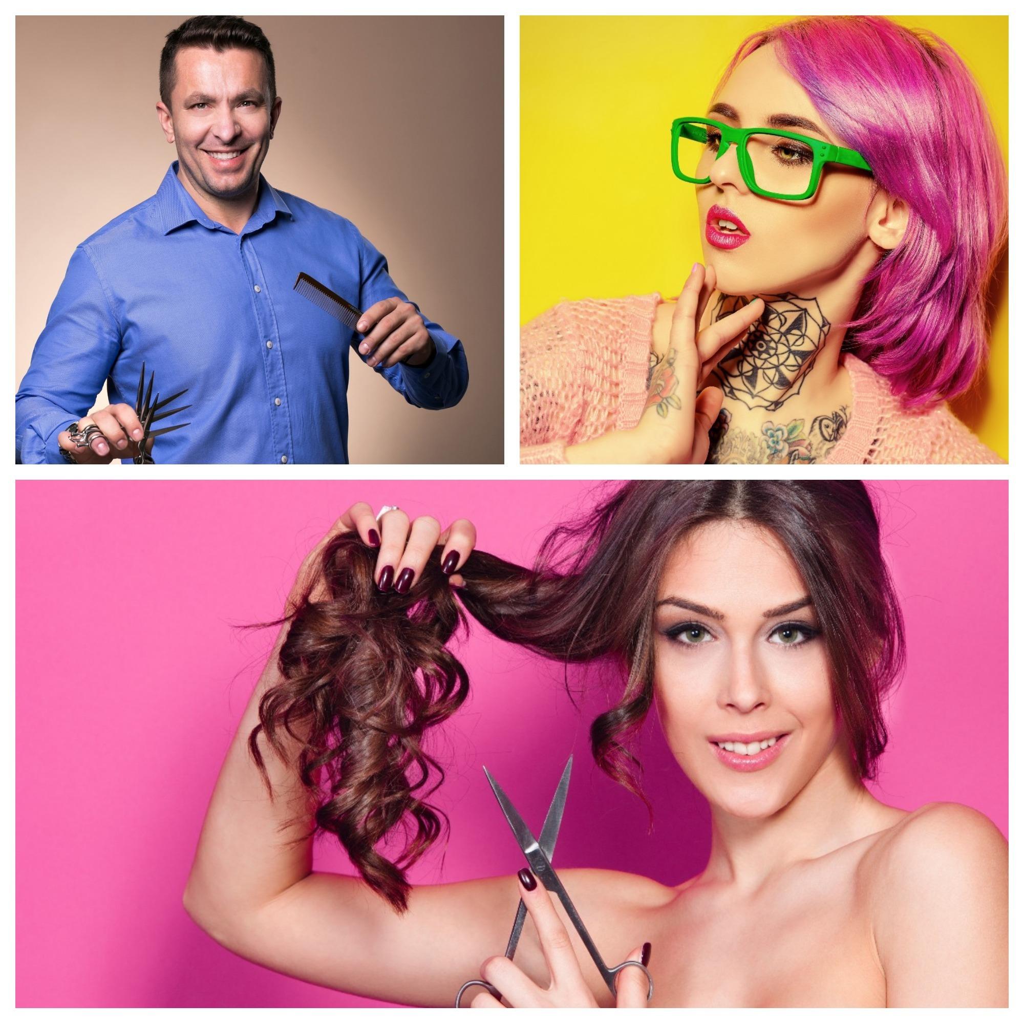 Hairstylistul Cristi Pascu, despre regulile unei schimbari de look