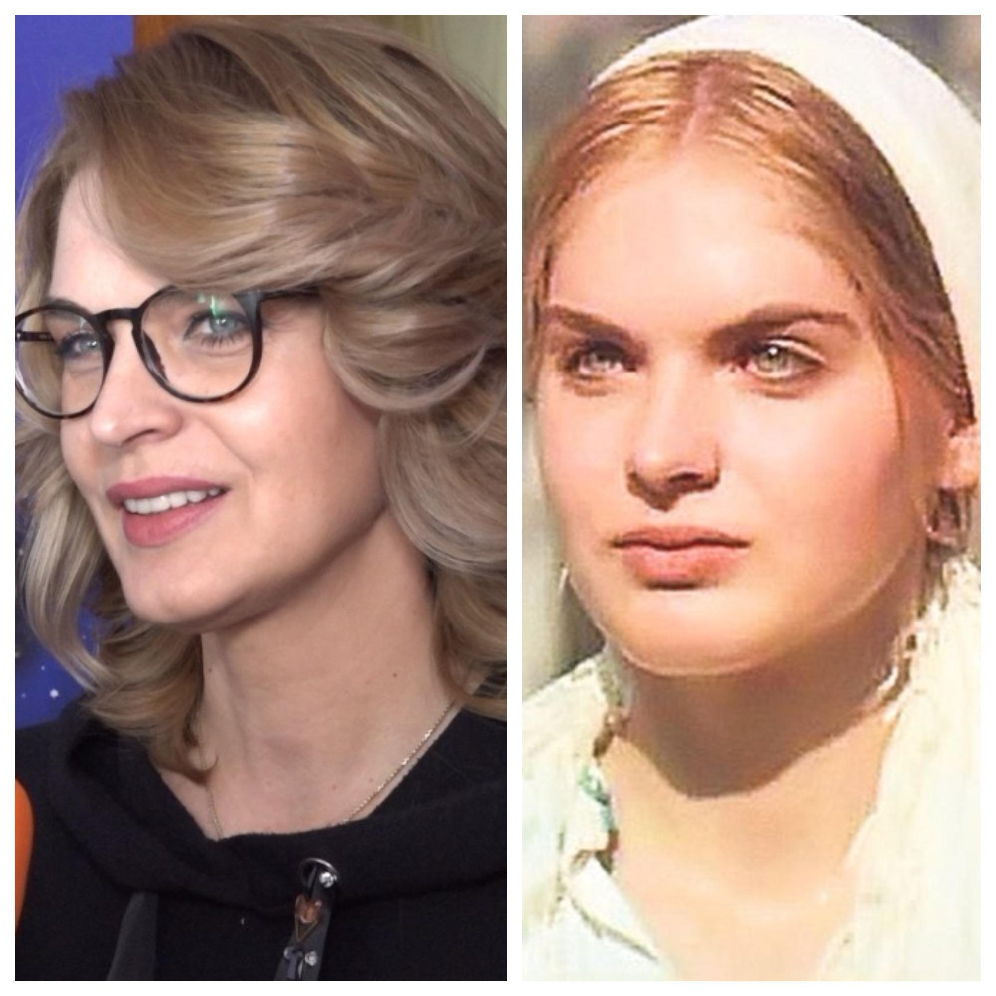 Manuela Harabor. Viata ca un film
