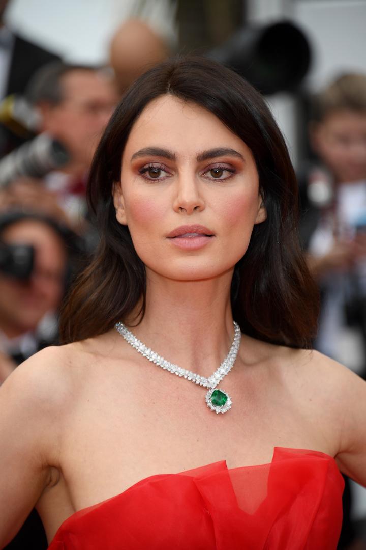 Catrinel Marlon (Menghia), la Cannes 2018: bijuteriile cu care a facut senzatie pe covorul rosu