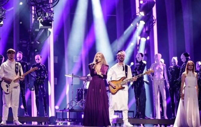 Trupa The Humans, laudata dupa prima repetitie la Eurovision 2018