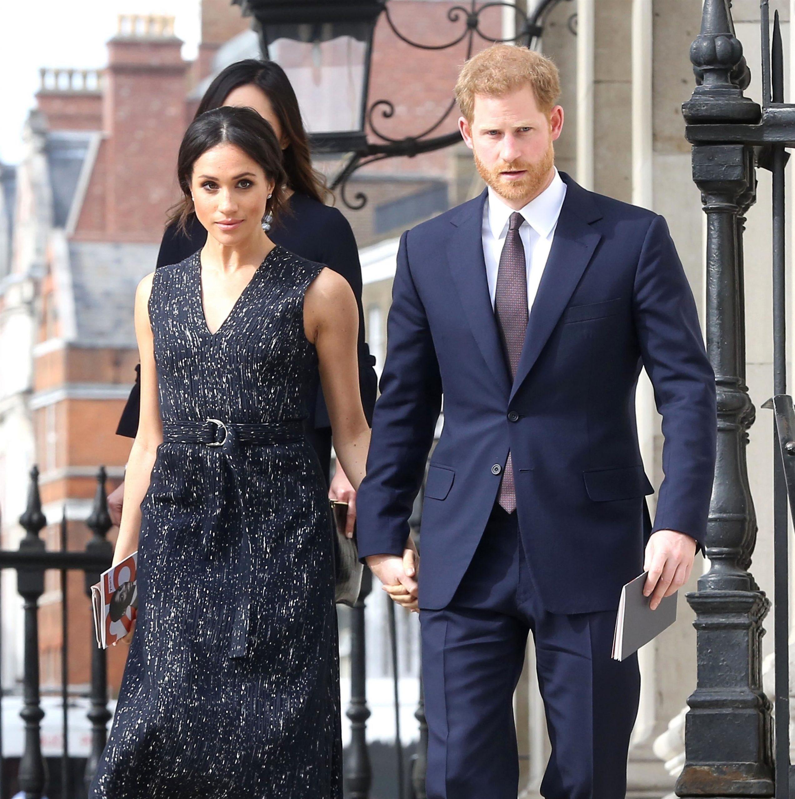 Harry şi Meghan, sumă astronomică pentru securitatea personală