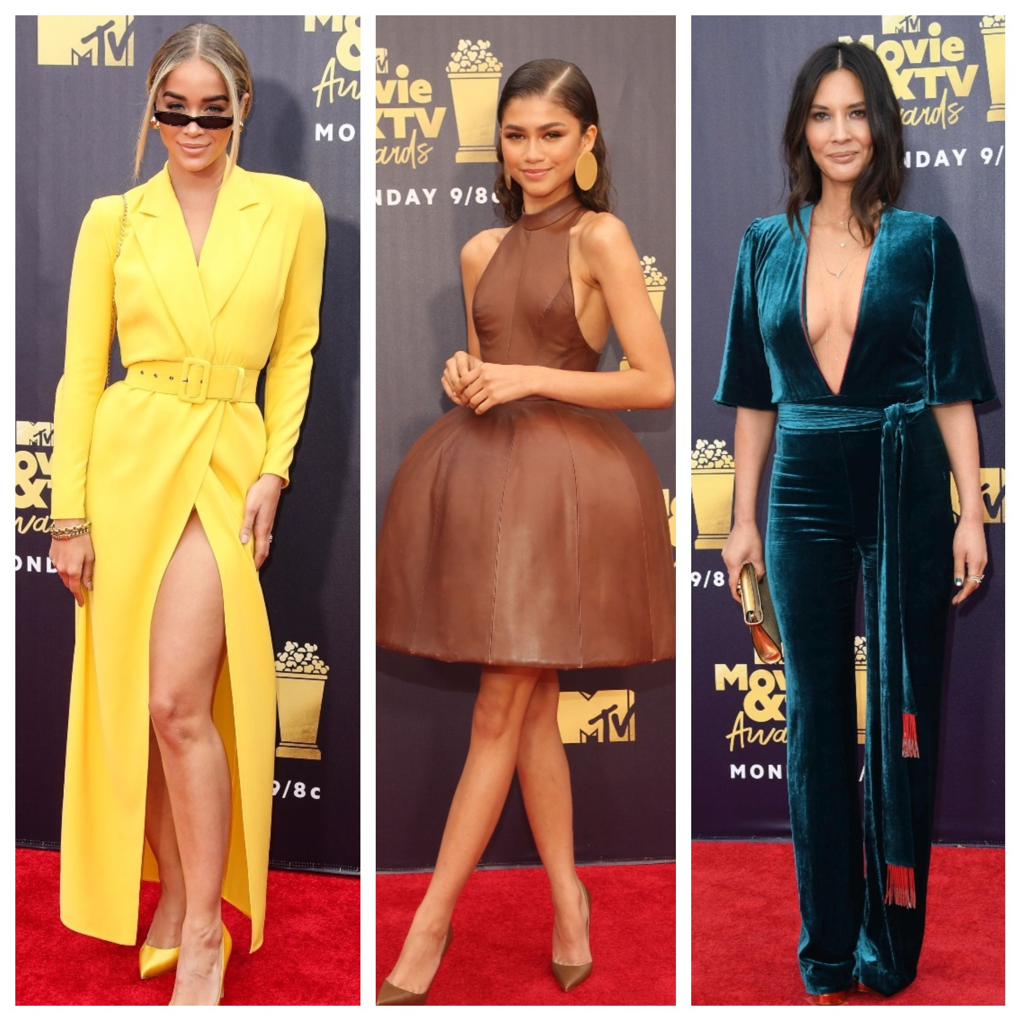 Cele mai stilate vedete la MTV Movie & TV Awards 2018