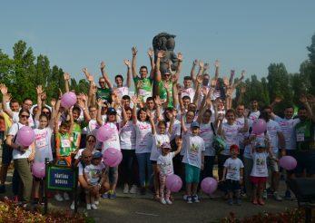 "CATENA, ""Cea mai inimoasa echipa"" la Happy Run – Race for the Cure Romania!"