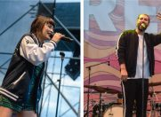 Smiley, Ellie White, Irina Rimes au facut show la Dream Family Festival