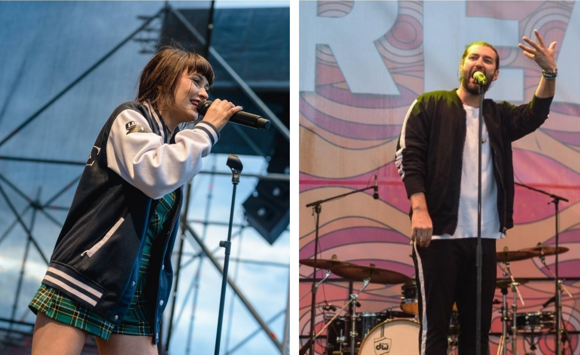 Smiley, Ellie White, Irina Rimes au facut show la Dream Family Festival