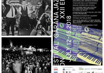 Catena sustine Garana Jazz Festival 2018: 4 zile de concerte exceptionale!