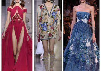 Tendinte vestimentare HOT de la Paris!