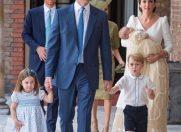 Eleganta si stil la botezul Printului Louis: Kate si Meghan, tinute de nota 10!