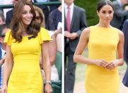 8 tinute care arata ca ducesele Meghan & Kate au acelasi stil vestimentar!