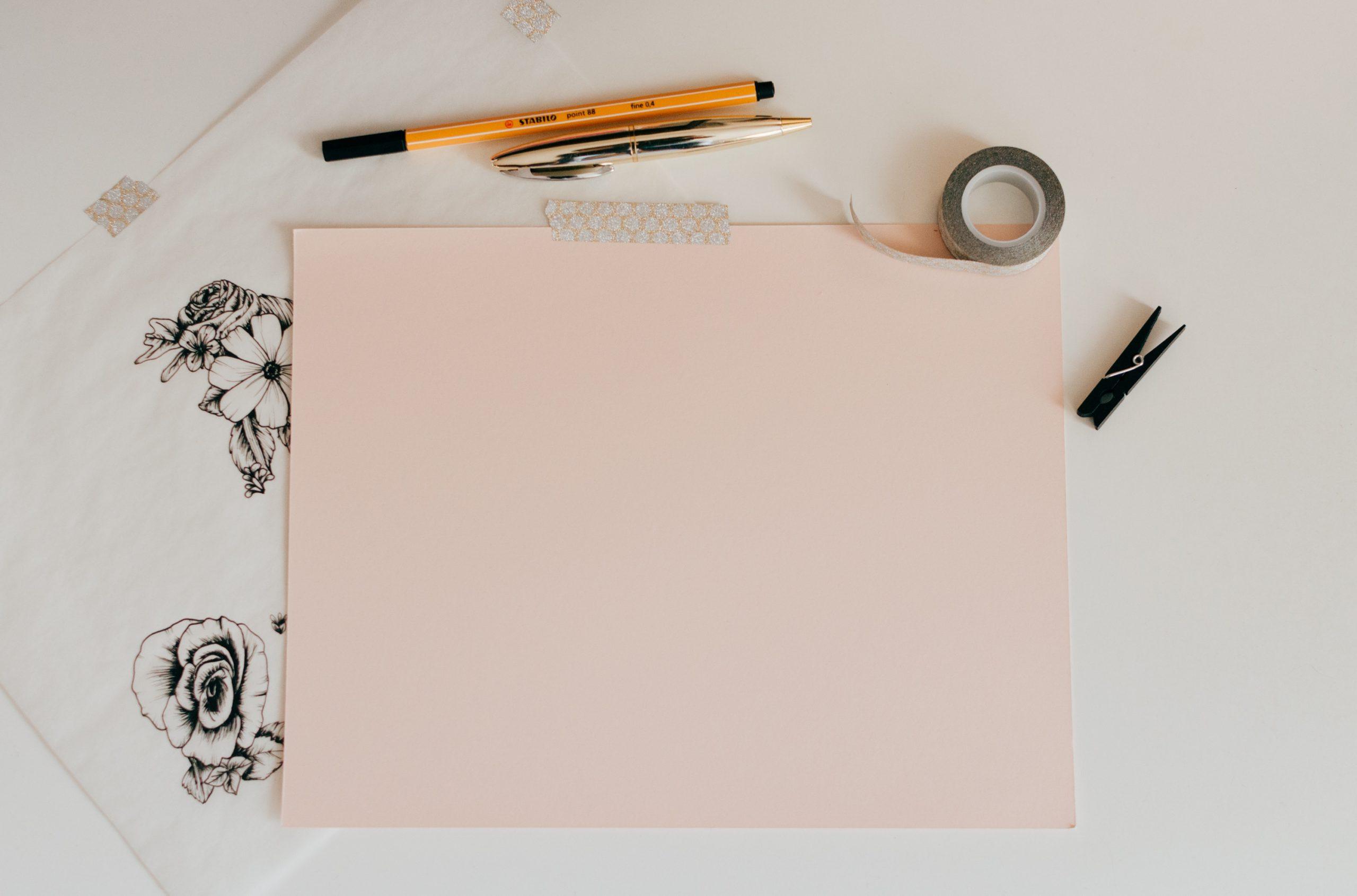 Tehnici de desen – 3 lucruri pe care orice incepator trebuie sa le stie
