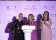 """""""Iluminarea in roz"""" a Ateneului Roman, un gest simbolic al luptei impotriva cancerului de san"""