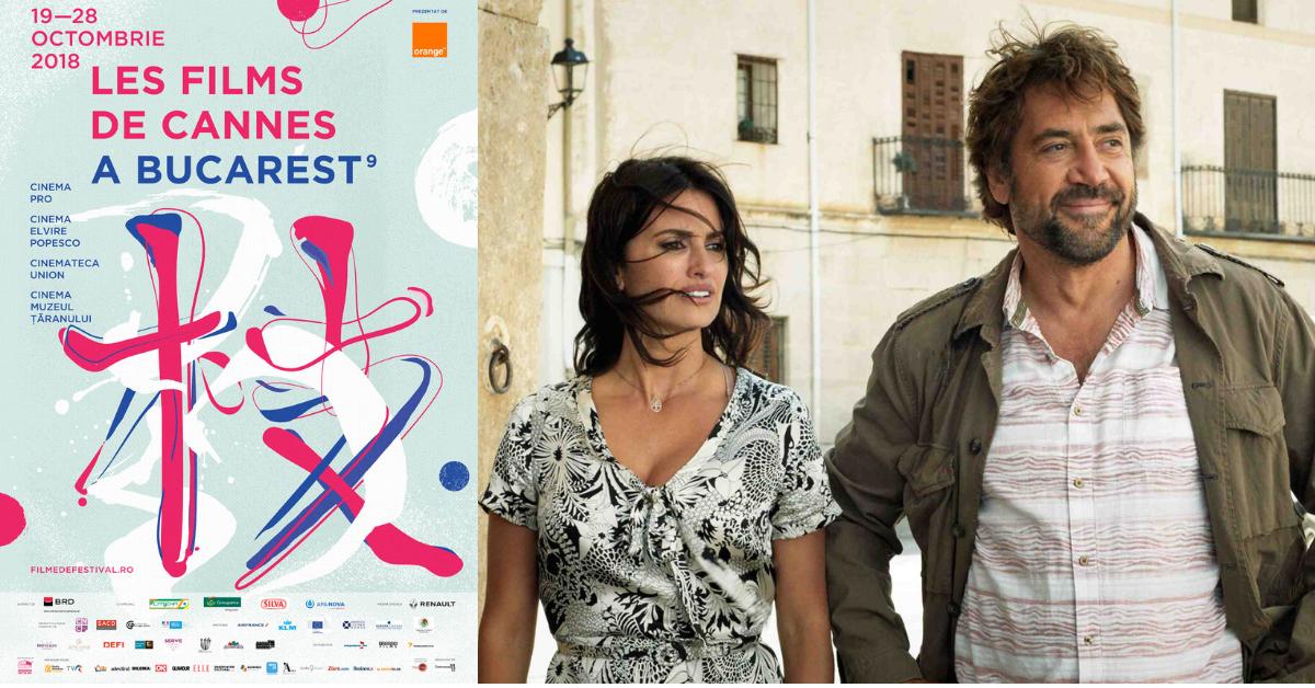 Bucuresti, capitala filmelor de Cannes si Oscar