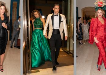 Imagini exclusive din culisele show-ului Dolce & Gabbana