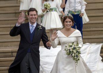Nunta regala –  printesa Eugenie la concurenta cu Kate si Meghan