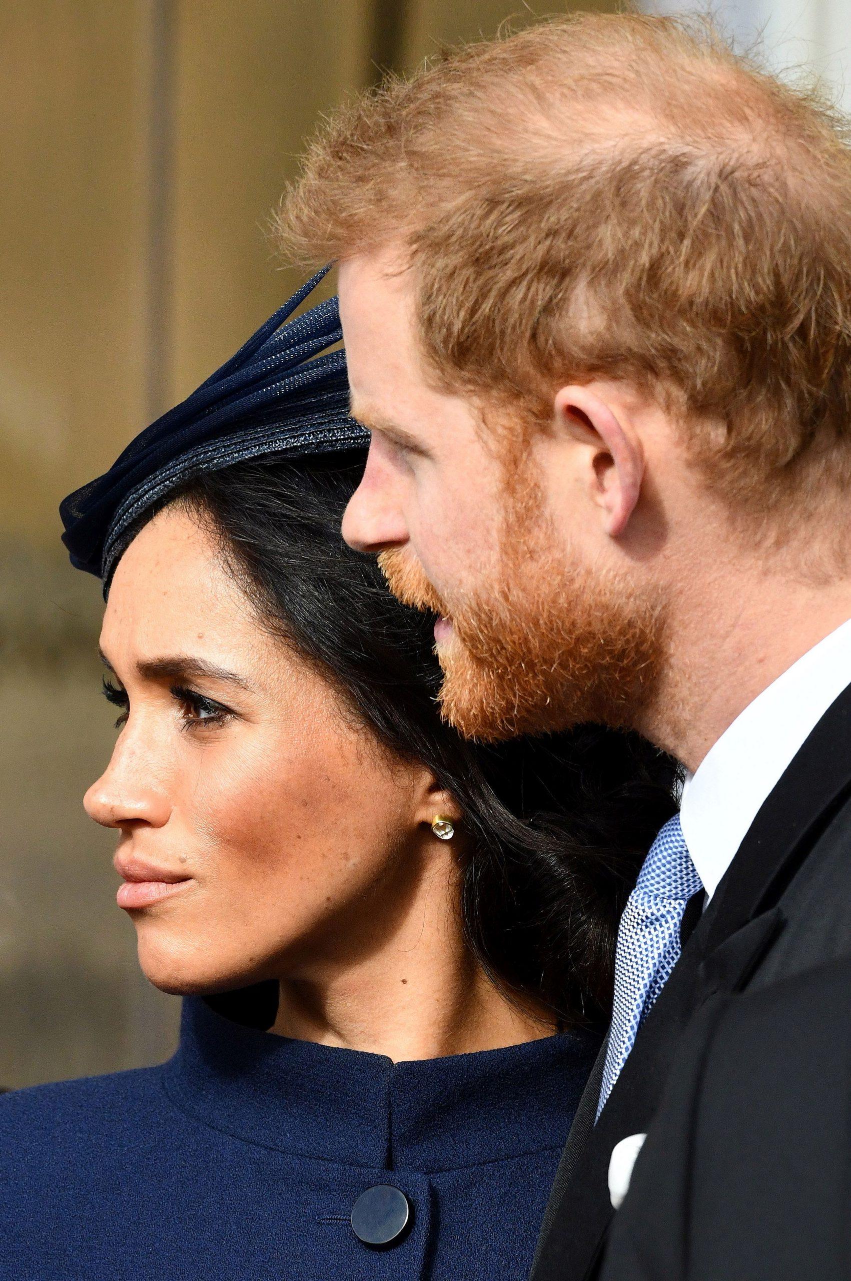 Meghan Markle si printul Harry asteapta primul copil. Ducesa de Sussex va deveni mama in primavara lui 2019