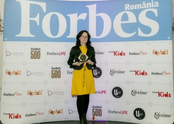 Pentru intreaga familie: Catena a castigat premiul Forbes pentru Servicii farmaceutice adresate familiei