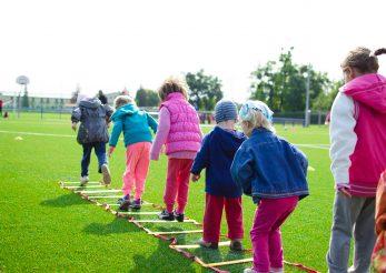 Cum ii determinam pe copii sa faca mai multa miscare?