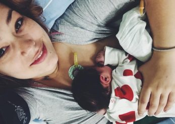 Feli Donose a devenit mamica pentru prima data