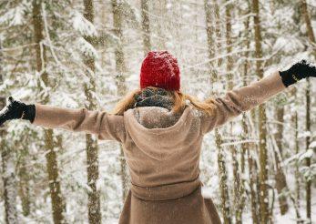 Fii fericită iarna asta!