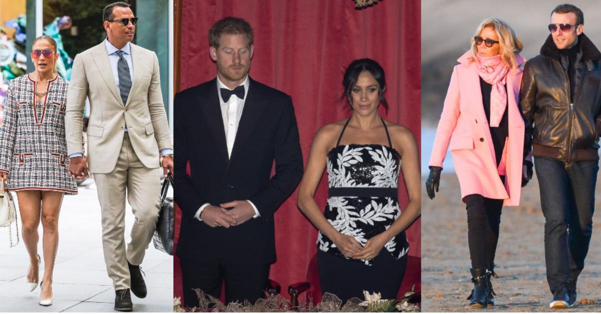 Fashion icons: cupluri de celebritati cu bun-gust