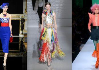 Paris Haute Couture Week – de la simplitate la extravaganta