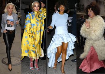 Vedete si dincolo de podium la NY Fashion week