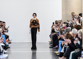 Victoria Beckham, dubla aniversare la London Fashion Week