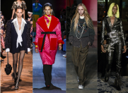 Tendinte New-York Fashion Week toamna-iarna 2019