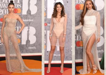 Transparenta totala la Brit Awards
