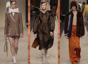 Ultima colectie Fendi semnata Lagerfeld