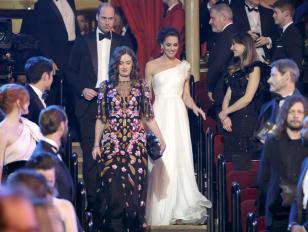Royal glam la Premiile BAFTA 2019