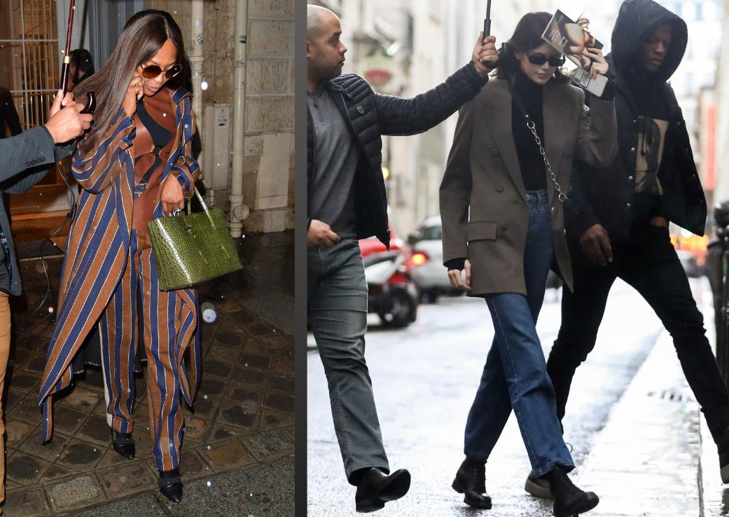 Vip style – vedete si paparazzi la Paris