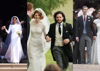 Cele mai spectaculoase nunti ale anului 2018