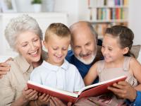 Rolul bunicilor in viata celor mici