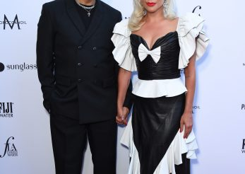 Lady Gaga si alte vedete de la Hollywood la o gala de moda organizata de o romanca