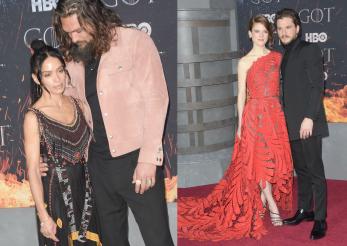 Westeros pe covorul rosu in New York