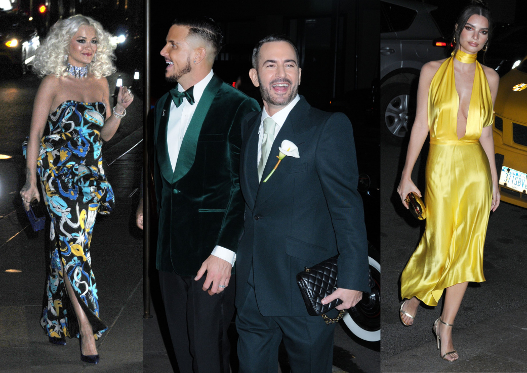 Marc Jacobs: nunta in lumea modei