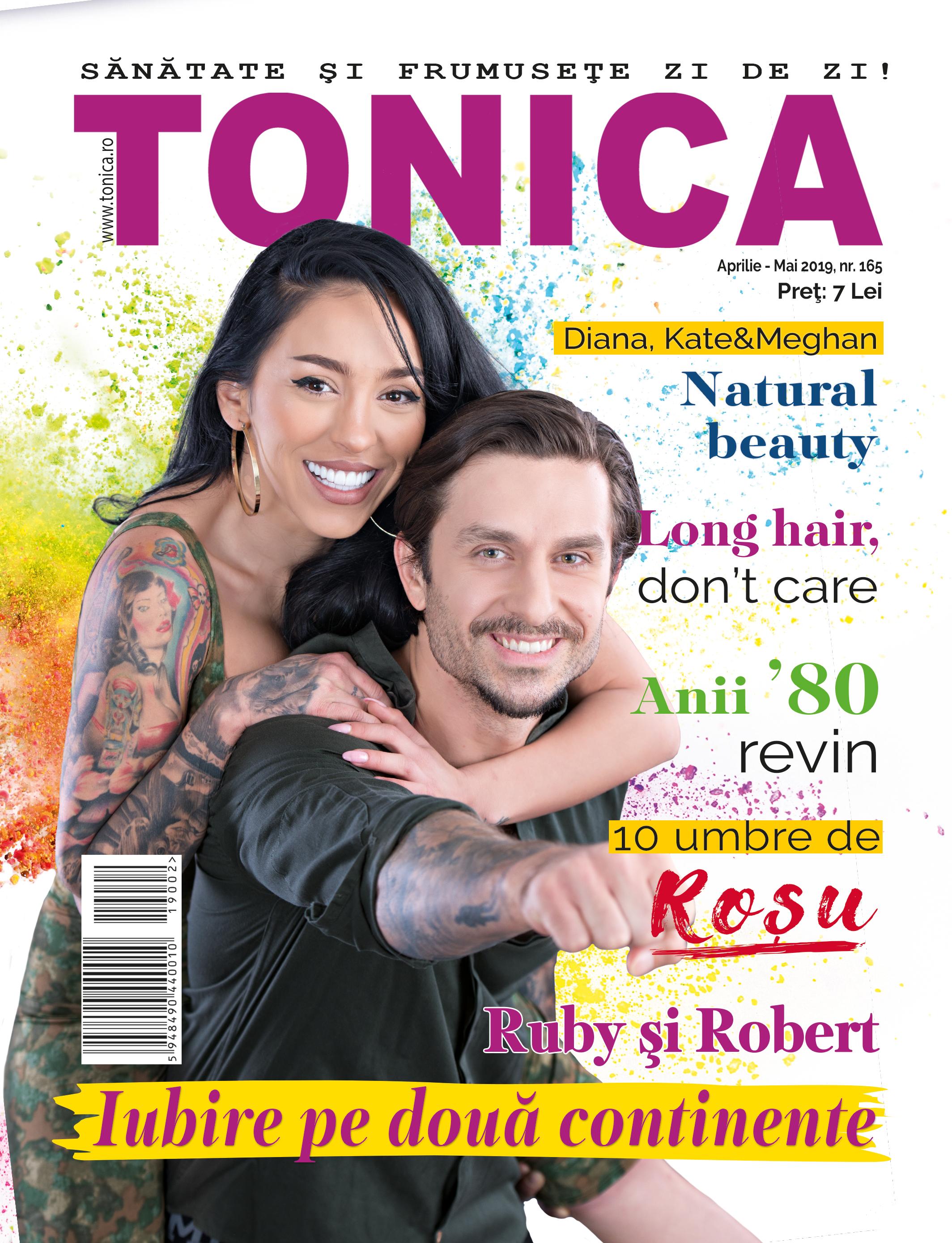Revista nr. 165 aprilie – mai