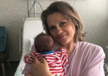 Mirela Vaida a nascut cel de-al treilea copil
