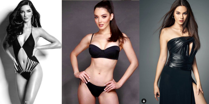 Miss Universe pe Instagram