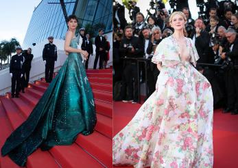 12 zile glam pe covorul rosu la Cannes