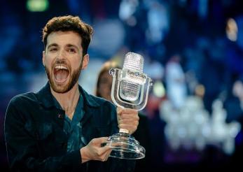Duncan Laurence este marele castigator Eurovision 2019