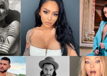 Care sunt vedetele din Romania cu peste un milion de followeri pe Instagram?