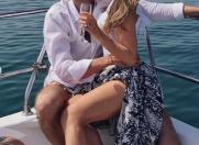 Lili Sandu a fost ceruta de sotie in Istanbul