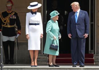 Melania Trump – stil de Prima Doamna