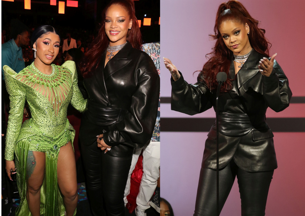 Rihanna – premiu pentru cea mai buna tinuta